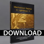 Mechanical Displays in LightWave 11 [dwb]
