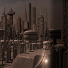 Sci-Fi Modeling vol.2 :: Exteriors: Futuristic City
