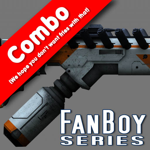 Fanboy Combo - Inspired by District 9 [kp]