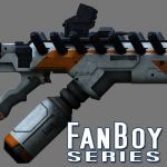 Fanboy series - Texture painting inspired by District 9 [kp]
