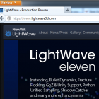 In case you blinked: Big LightWave News