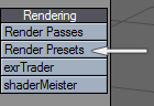 Render Presets For LightWave3D