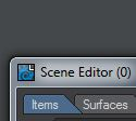 LightWave Scene / Dope Editor Tips