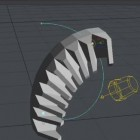 Free Video: Unfurling a plant using IKBoost and LightWave 11.5