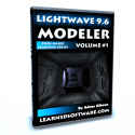 Lightwave 3D 9.6 Modeler Volume #1