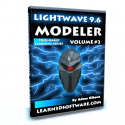 Lightwave 3D 9.6 Modeler Volume #2