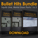 Digital Bullet Hits Bundle [dwb]