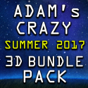 Adam's Crazy (Summer 2017) 3D Bundle Pack [AG]