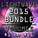 Lightwave 2015 Bundle Pack- (Volumes #1 to #11)- [AG]