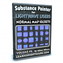 Substance Painter for Lightwave Users- Volume #6- Normal Map Secrets [AG]