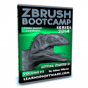 ZBrush Bootcamp Series Volume #3-Getting Started III