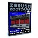 ZBrush  Bootcamp 2014 Series -Volume #6-Lightwave Integration II  [AG]