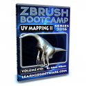 ZBrush Bootcamp- Volume #10- UV Mapping Secrets II [AG]