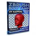 ZBrush Bootcamp- Volume #9- UV Mapping Secrets I [AG]