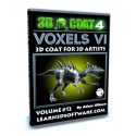 3D Coat 4- Volume #12-Voxels VI  [AG]