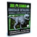 3D Coat 4- Volume #13-Dinosaur Detailing I  [AG]