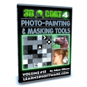 3D Coat 4- Volume #15- Photo Painting & Masking Tools  [AG]