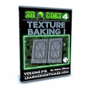 3D Coat 4- Volume #16- Texture Baking I  [AG]