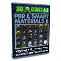 3D Coat 4.5- Volume #19- PBR & Smart Materials II [AG]