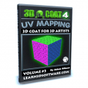3D Coat V4-Volume #3-UV Mapping I [AG]