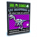 3D Coat 4- Volume #4- UV Mapping II [AG]