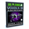3D Coat 4- Volume #9-Voxels III [AG]