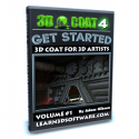 3D Coat 4- Volume #1-Getting Started [AG]