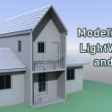 House Modeling With LightWave & LWCad [PN]