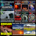 LightWave 2019/2018- 3D Bundle Pack (Vol.#1 to #7), Dino-Pack, Environment Map Collections) [AG]