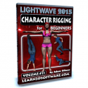 LightWave 2015- Volume #11- Character Rigging for Beginners [AG]