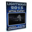LightWave 2015- Volume #1- Getting Started I [AG]