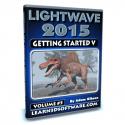 LightWave 2015- Volume #5- Getting Started V [AG]