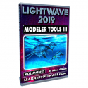 LightWave 2019- Volume #11- Modeler Tools III [AG]