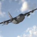 C-130 Hercules in LightWave3D [CAT]