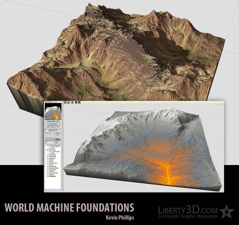 World Machine Foundations [kp]