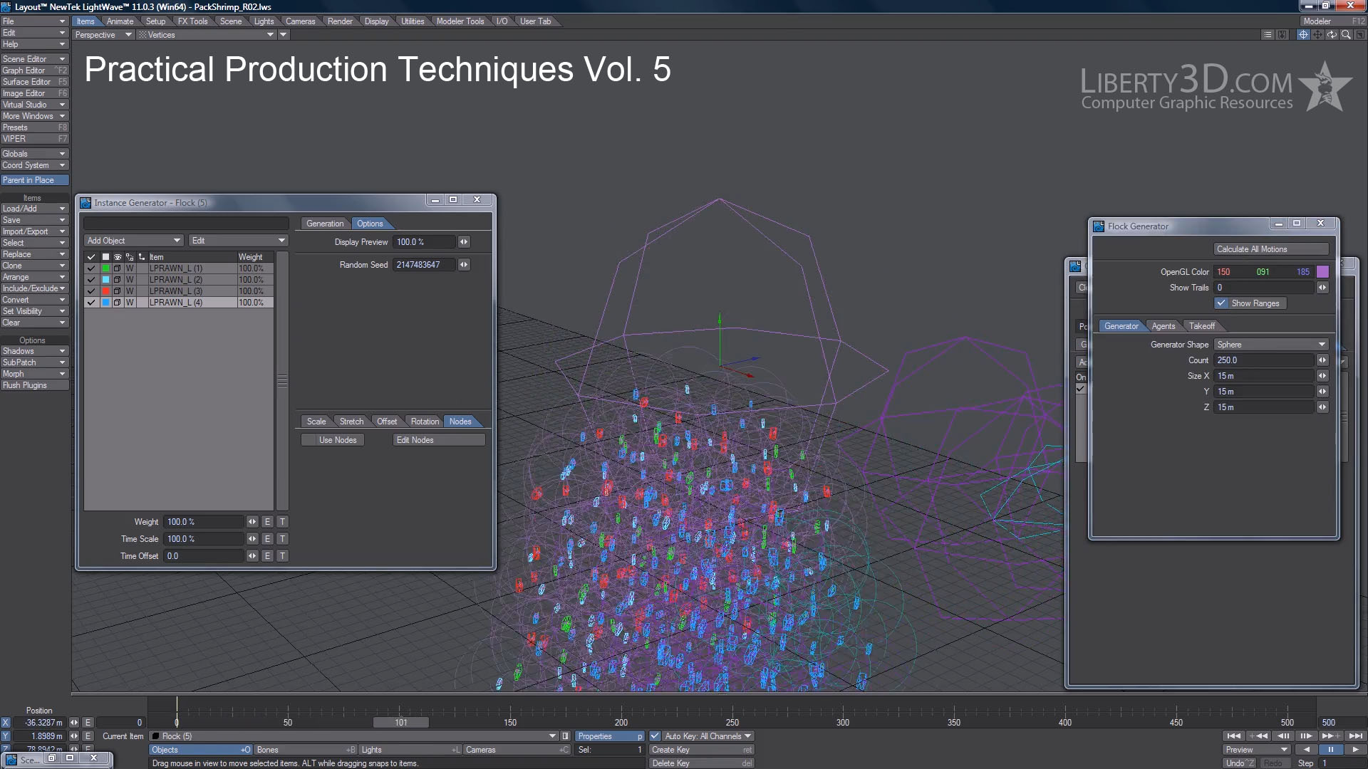 Practical Production Techniques Vol. Five [kat]