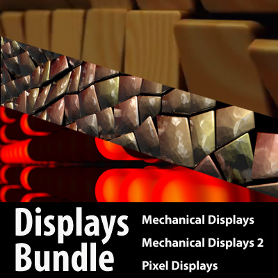 Mechanical/Pixel Displays Bundle [dwb]