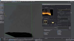 Advanced Turbulence FD for LightWave3D – Masks and Fuel