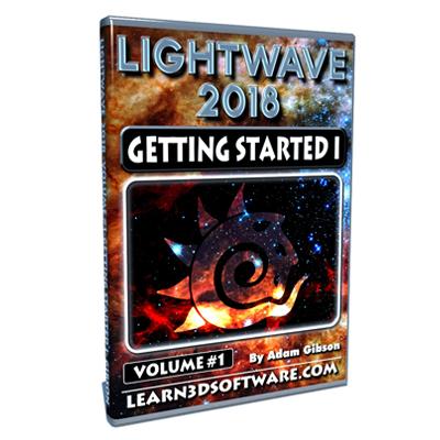 LightWave 2018- Volume #1- Getting Started I [AG]