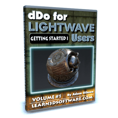 DDO for Lightwave Users- Volume #1- Getting Started I  [AG]