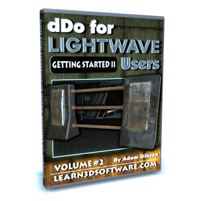 DDO for Lightwave Users- Volume #2- Getting Started II  [AG]