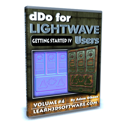 DDO for Lightwave Users- Volume #4- Getting Started IV  [AG]