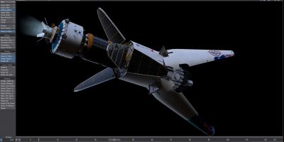 Iron Sky Model and Scene Pack Volume Two – Liberty3D com