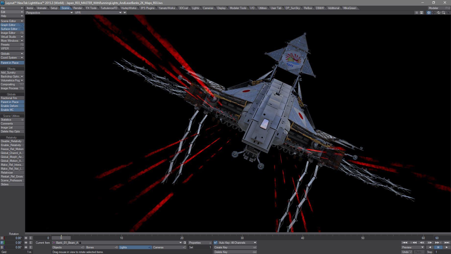 Iron Sky Model and Scene Pack Vol. Three [KAT]