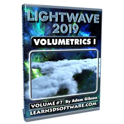 LightWave 2019- Volume #7- Volumetrics I [AG]