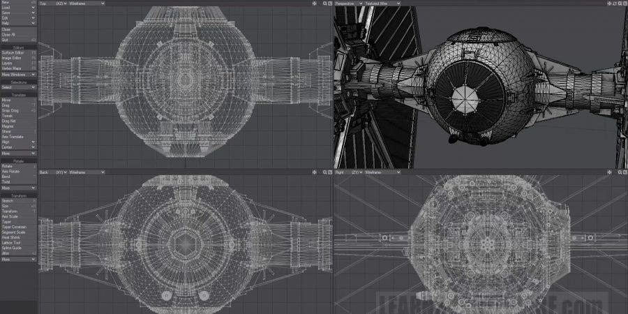 Liberty3D com – Computer Graphics Resources