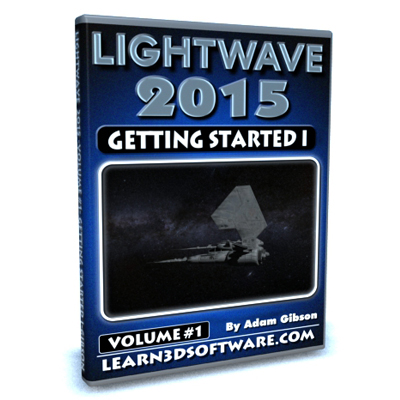 LightWave 2015- Volume #1- Getting Started I [AG]