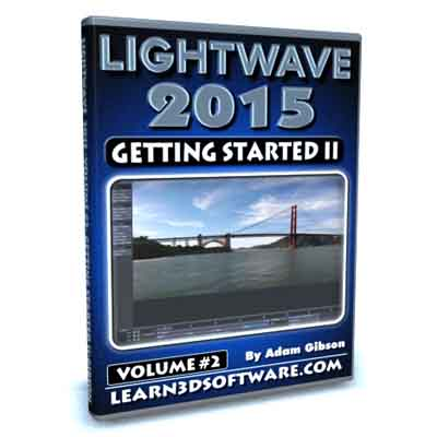 LightWave 2015- Volume #2- Getting Started II [AG]