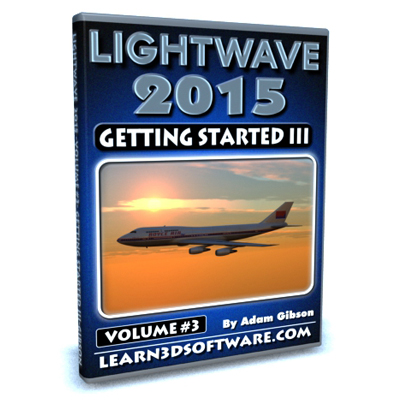 LightWave 2015- Volume #3- Getting Started III [AG]