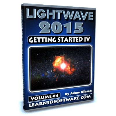LightWave 2015- Volume #4- Getting Started IV [AG]